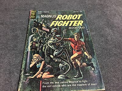 Magnus Robot Fighter 1 original printing 1963