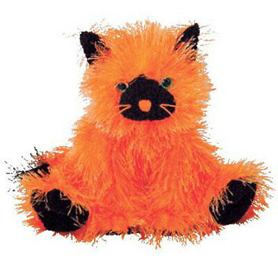 TY Punkies - SPOOKERS the Cat (Internet Exclusive) (8 inch) - MWMTs Stuffed Toy