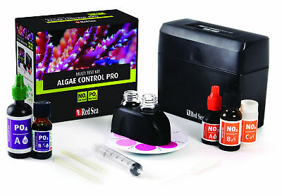 Red Sea Algae Control Test Kit (Nitrat, Phosphat)