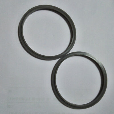 Grey Rubber GASKET SEAL RING For 900W NUTRIBULLET Extractor Blade Base 2PCS