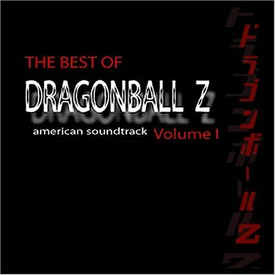 Ost - The Best Of Dragonball Z Vol. 1 - Ost CD 72VG The Cheap Fast Free Post The