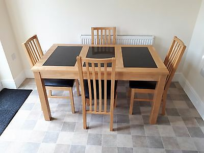 Dwell Table 4 Chairs PicClick UK