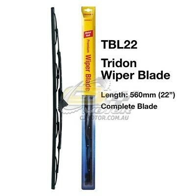 TRIDON WIPER COMPLETE BLADE DRVIER FOR Ford Cougar 10/99-04