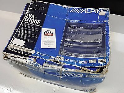 ALPINE IVA-D100E In Dash DVD Player