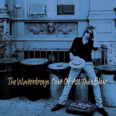 The Waterboys 'out Of All This Blue' 3 Cd Deluxe Edition (2017)
