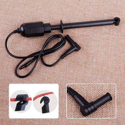 Auto Car Truck Voltage Circuit Tester 6V/12V/24V DC Hook Probe Test Light Pencil
