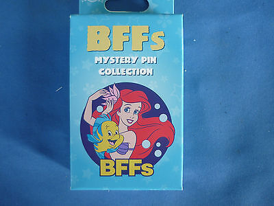 BFFs   2017 MYSTERY BOX with 2  Disney Pins Pin  NEW in box SO CUTE