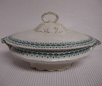Knowles TAYLOR Oval Covered Vegetable with Lid