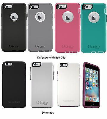 New Otterbox Defender Symmetry Commuter Series Case For iPhone 6/6s Plus 5.5
