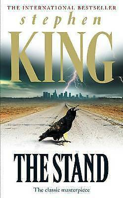 The Stand by Stephen King (Paperback, 1991)
