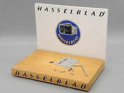 Hasselblad Camera Store Display Stand w/ Quick Release Platform for 500 C C/M