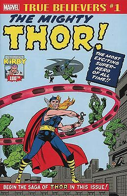 JOURNEY INTO MYSTERY #83 1st Appearance of THOR True Believers #1 variant NM