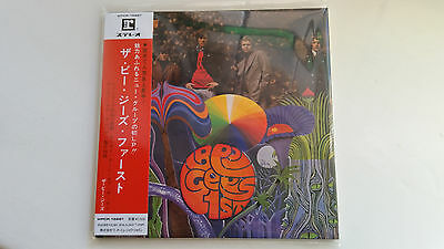 THE BEE GEES - BEE GEES 1ST - JAPAN MINI LP CD in MINT CONDITION