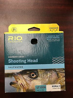 Rio Products Coldwater Series Shooting Head Saltwater Lines