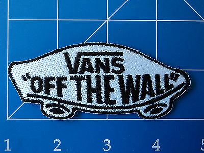 Vans Off The Wall White Patch, Dress Up Yo Raggedy Ass!