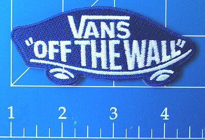 Vans Off The Wall Blue Patch, Dress Up Yo Raggedy Ass!