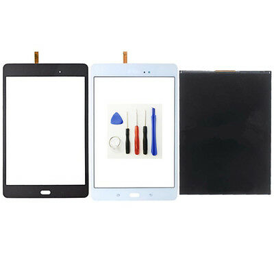 For Samsung Galaxy Tab A 8.0 SM-T350 T355 LCD + Touch Screen Digitizer + Tool US