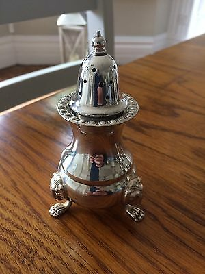 Beautiful EPNS Salt Cellar