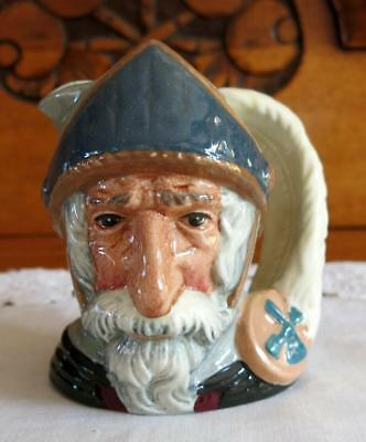 """Vintage/collectable Royal Doulton """"don Quixote"""" Toby Character Jug  Very Old"""