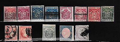 1854 On, All Printing Stamps [Falsos] Big $$$ For Originals Still Collectables