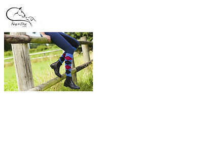 HKM Ladies Riding Socks 31 - 42 FREE DELIVERY