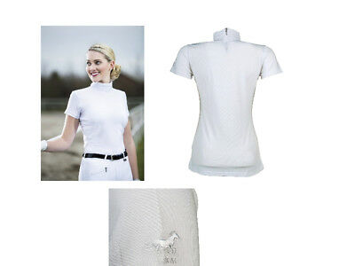 HKM Children's Ladies Technical Competition Show Shirt Jumping & Dressage