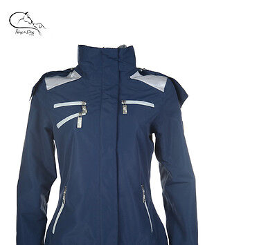 HKM Lightweight Waterproof Horse Riding Jacket | All Sizes Sale | FREE DELIVERY