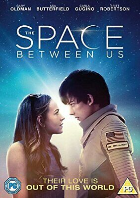 The Space Between Us [DVD] - DVD  XXVG The Cheap Fast Free Post