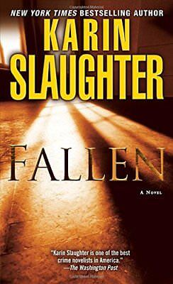 Fallen (Will Trent) by Slaughter, Karin Book The Cheap Fast Free Post