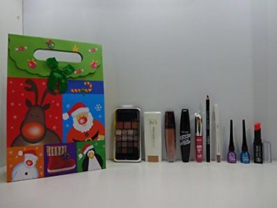 10pc Make Up Products Mix Brands In Gift Box Set For Her ....2083...