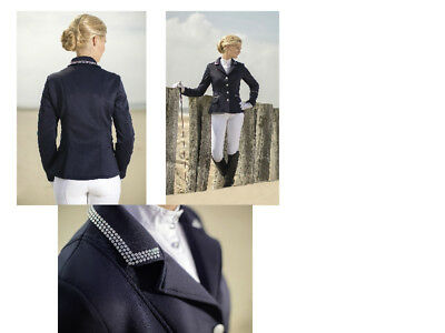 HKM Elegant Competition Riding Jacket, Showing, Jumping, Dressage FREE DELIVERY