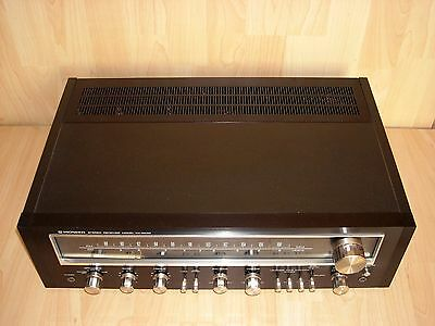 Pioneer SX-5560 Receiver * Super Rare Vintage Black Beauty * Collector's Item !