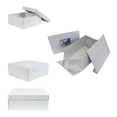 PME Cake Sugarcraft Baking Decoration Baker Box Oblong Fit Rectangle Confections