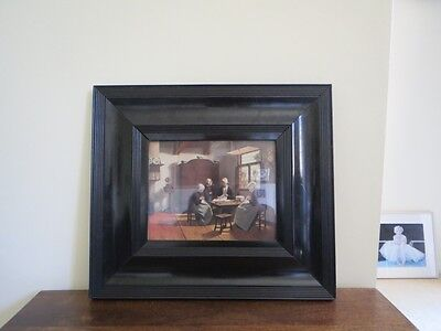 """Antique Quality Wood Picture Frame Gladwell & Co London 14""""x16"""""""