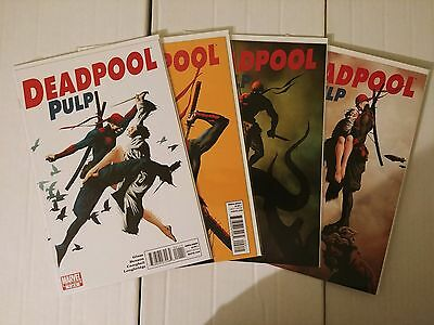 Deadpool Pulp Lot