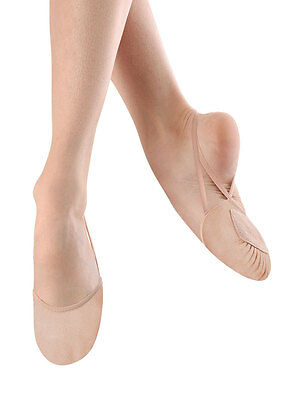 Bloch Eclipse Women's Nude Canvas Lyrical Shoe S0619