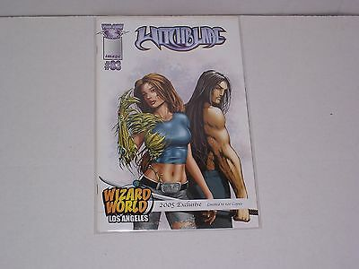 Witchblade issue 83 comic. Ltd edition Wizard World Los Angeles 2005 Exclusive