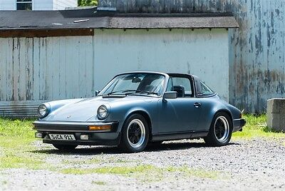 1983 Porsche 911 SC 1983 911SC Targa 84k miles Excellent condition