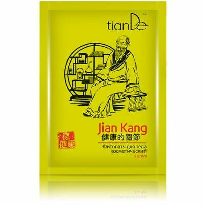 30103 Fitoparche Cosmético Corporal «Jian Kang» TIANDE 5ud