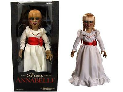 """The Conjuring - Annabelle Prop Replica Doll 18"""" - Mezco Toyz Free Shipping!"""