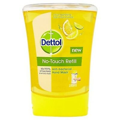 Dettol No-Touch Refill Anti-Bacterial Hand Wash 250 ml - Citrus