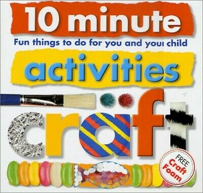Craft with Other (10 Minute Toddler) by Pinnington, Andrea Book The Cheap Fast
