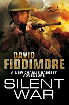 Silent War by Fiddimore, David Paperback Book The Cheap Fast Free Post