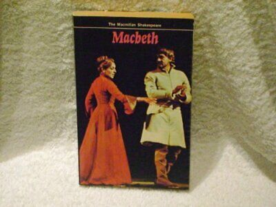 Macbeth (Macmillan shakespeare) by Shakespeare, William Paperback Book The Cheap