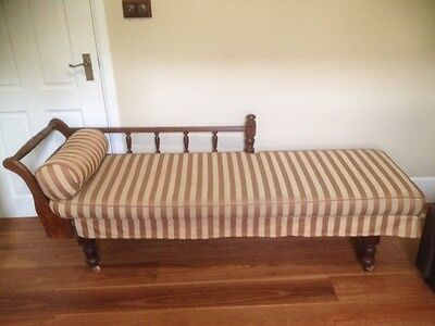 Miner's couch chaise lounge