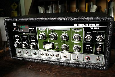 "Rare Roland RE301 ""Space Echo"""