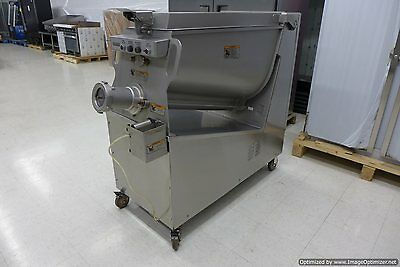 Hobart MG2032 8.5 HP Meat Beef Mixer Grinder Grocery Butcher 4346 Mix Grind #32