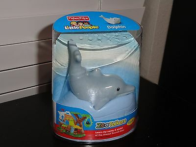 Fisher-Price Little People Zoo Talkers Dolphin