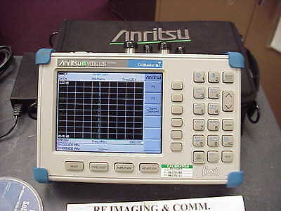 Anritsu S332D CellMaster MT8212B Base Station Analyzer SAME AS S332D