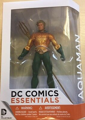 Official Licensed DC Collectibles Aquaman New 52 17 cm Action Figure